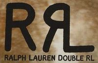 Ralph Lauren double RL