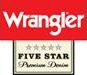 Wrangler Five Star Premium Denim