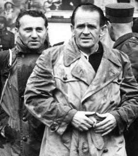 Adolph (Adi) and Rudolf (Rudi) Dassler