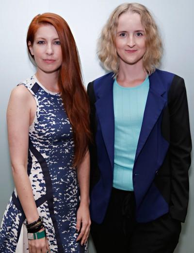 Flora Gill & Alexa Adams