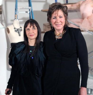 Karen Erickson & Vicki Beamon