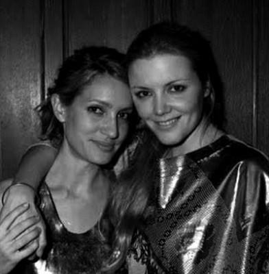 Kate Harwood & Kristjana S Williams
