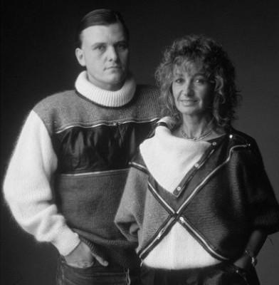 Silvio and Giuliana Gerani