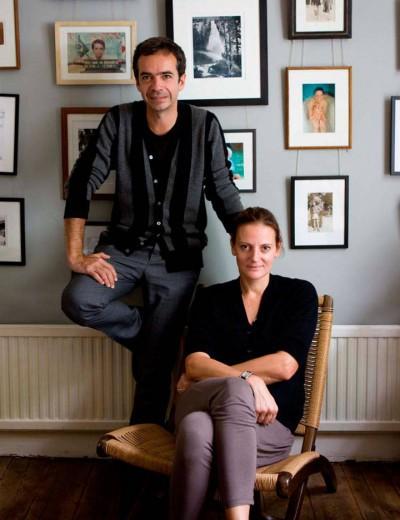 Suzanne Clements & Inacio Ribeiro