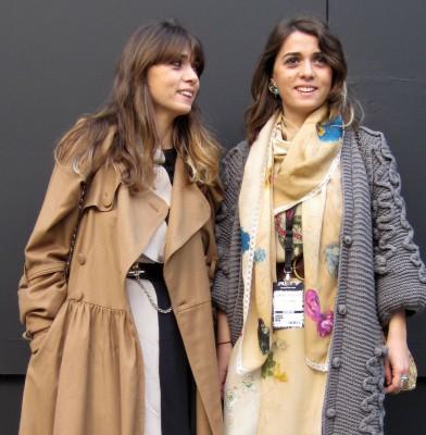 Tamara and Natasha Surguladze