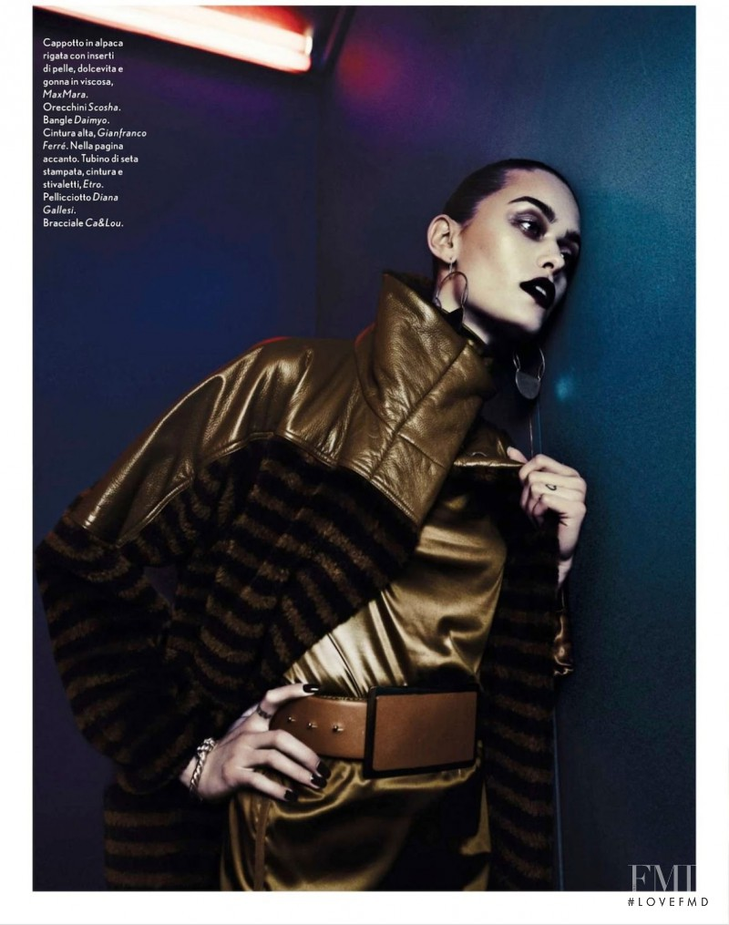 Jenna Klein featured in Glam City, September 2013