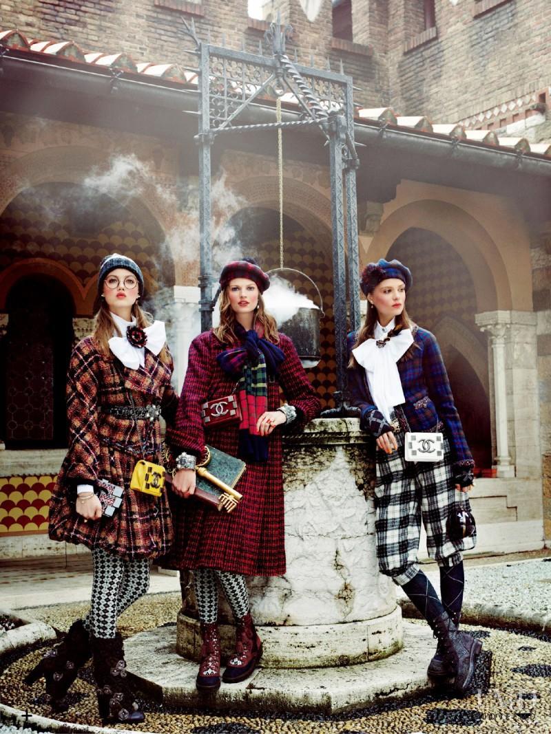 Spring/Summer 2019 Ready-To-Wear British Vogue Vogue fashion school london