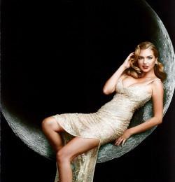The Maiden On The Moon