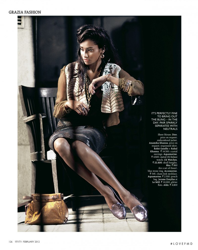 Nidhi Sunil featured in Rule Breakers, February 2012