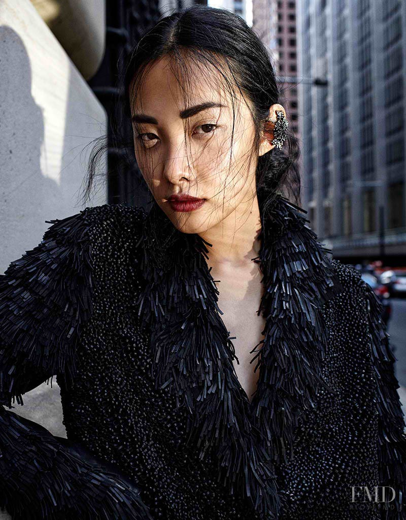 Ji Young Kwak featured in In the City, September 2013