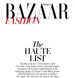 The Haute List