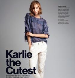 Karlie The Cutest