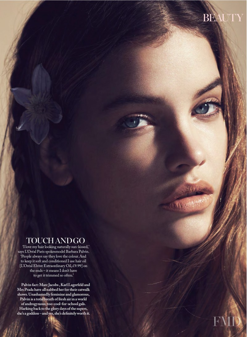Barbara Palvin featured in She\'s Got It, March 2014