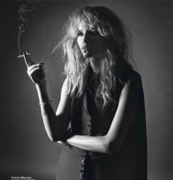 Natasha Poly for Vogue Paris