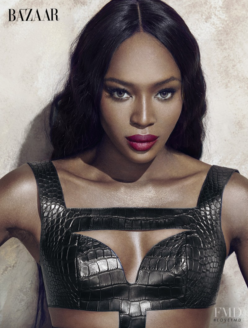 Naomi Campbell featured in Naomi Campbell, June 2014