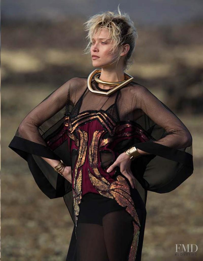 Hana Jirickova featured in Earth, Wind and Wonder, June 2014