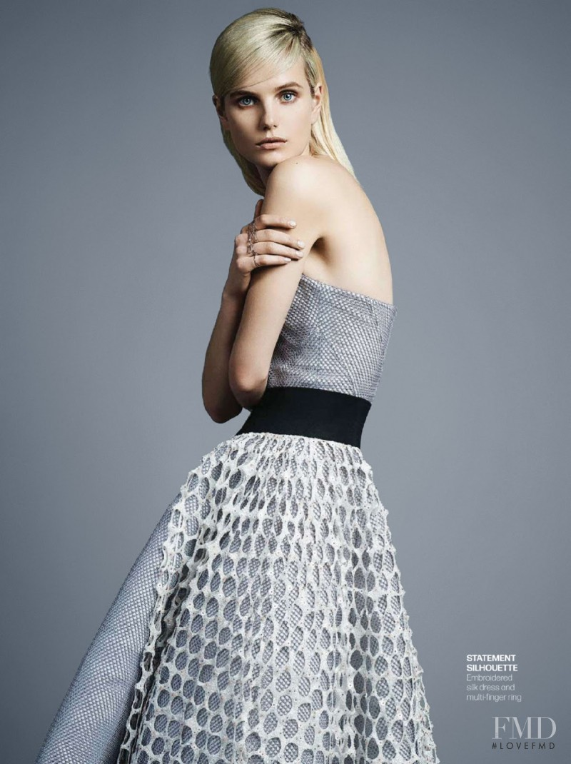 Anmari Botha featured in It\'s Dior, Darling, June 2014