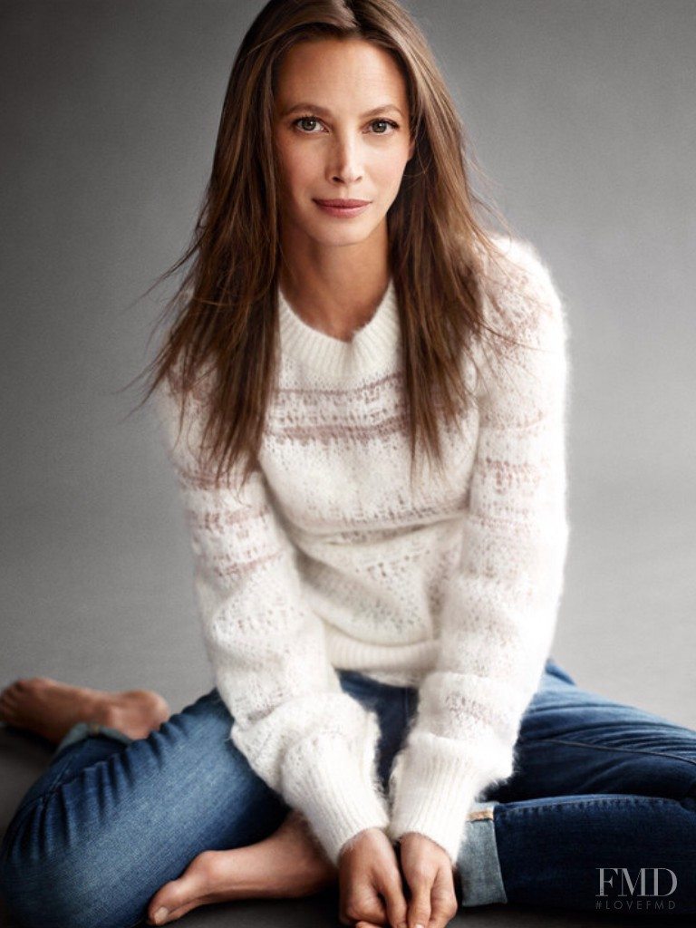Christy Turlington featured in Always And Forever, July 2014