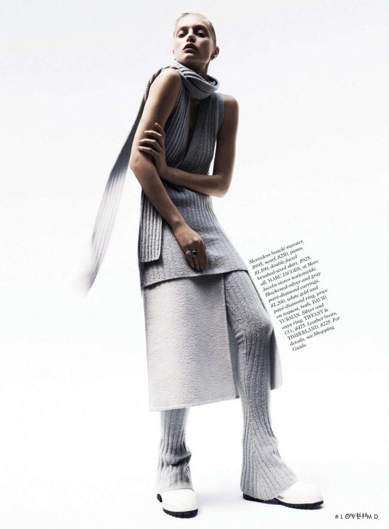 Svetlana Zakharova featured in New York We Love You, August 2014