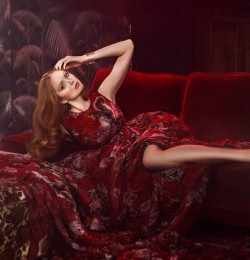 La Fatina In Rosso