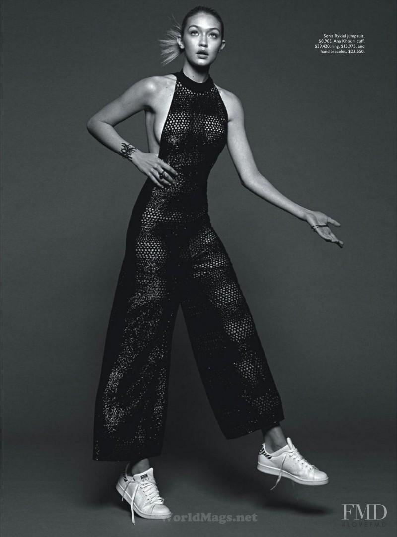 Gigi Hadid featured in Gigi, June 2015