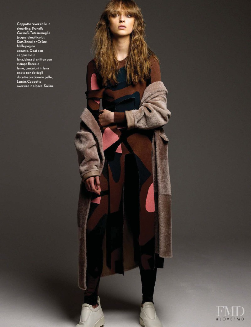 Daga Ziober featured in New Modern, October 2015