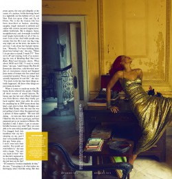 Rihanna\'s Solo Scene