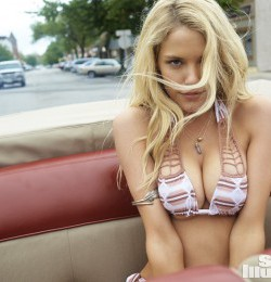 Brittney palmer nude playboy