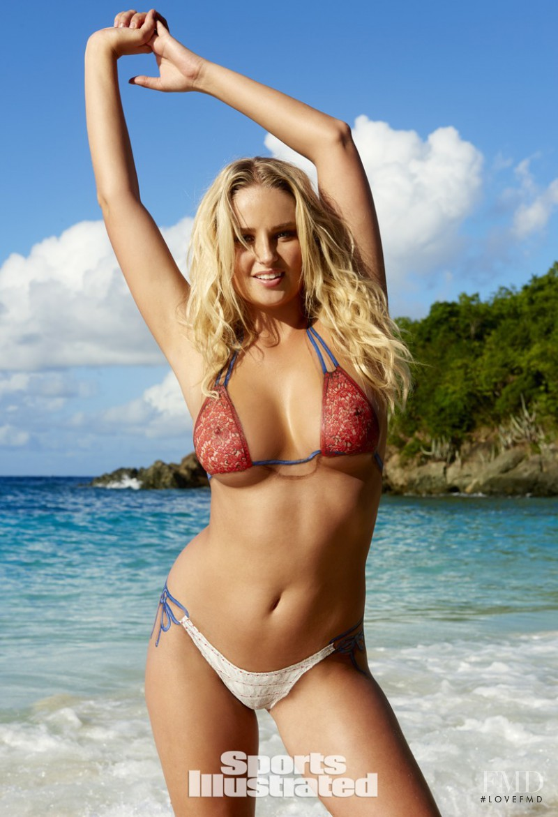 Body paint genevieve morton in sports illustrated for Best body paint pics