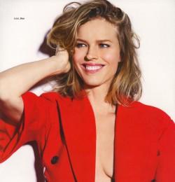 Ach, ta Eva! in Harper's Bazaar Czech with Eva Herzigova ...