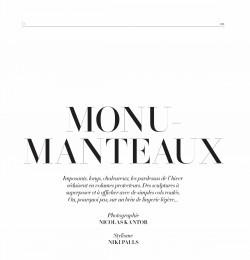 Monu-Manteaux