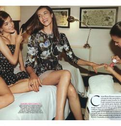 Lucia rivera fashion model models photos editorials for Blanca rivera romero instagram