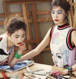 Girls of Art School