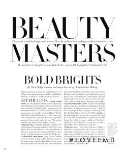 Beauty Masters, May 2016