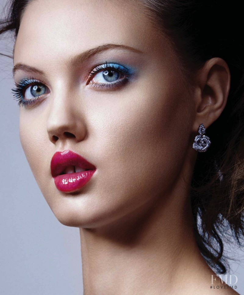 Lindsey Wixson featured in Beauty Masters, May 2016