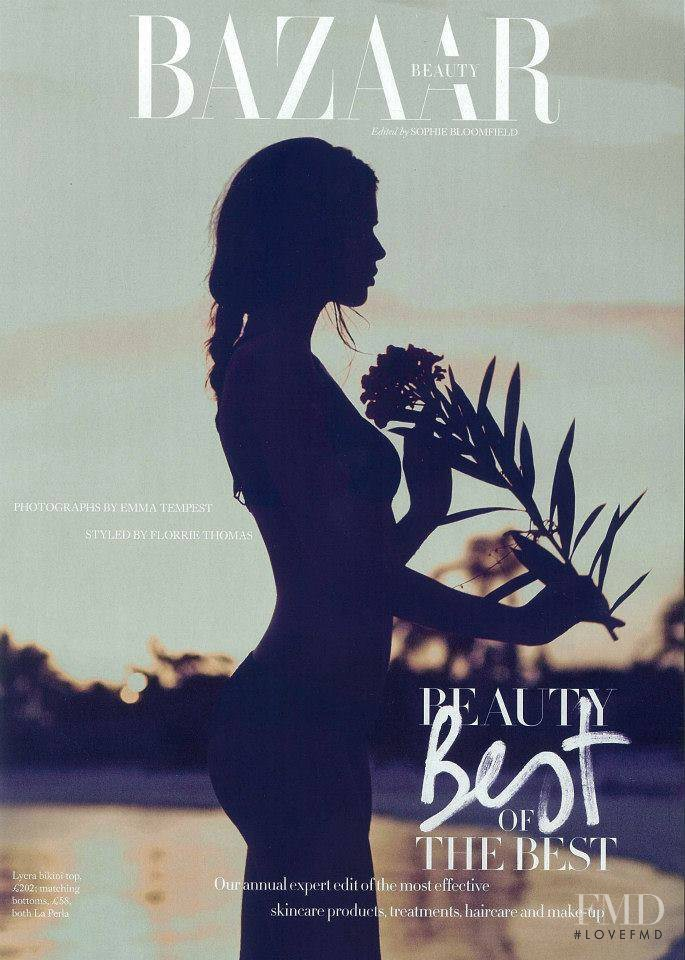 Sara Sampaio featured in Beauty Best of the Best, October 2015