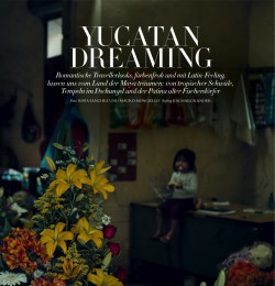 Yucatan Dreaming