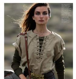 Miss Vogue �A l�aventure�