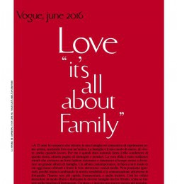 Love: It\'s All About Familly
