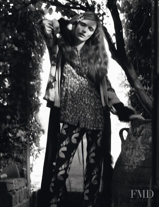 Zuzanna Bijoch featured in Pure Coolness, December 2011