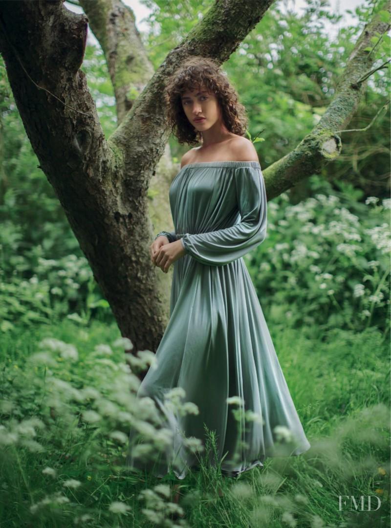 Alanna Arrington featured in Queen Of The Meadow, October 2016
