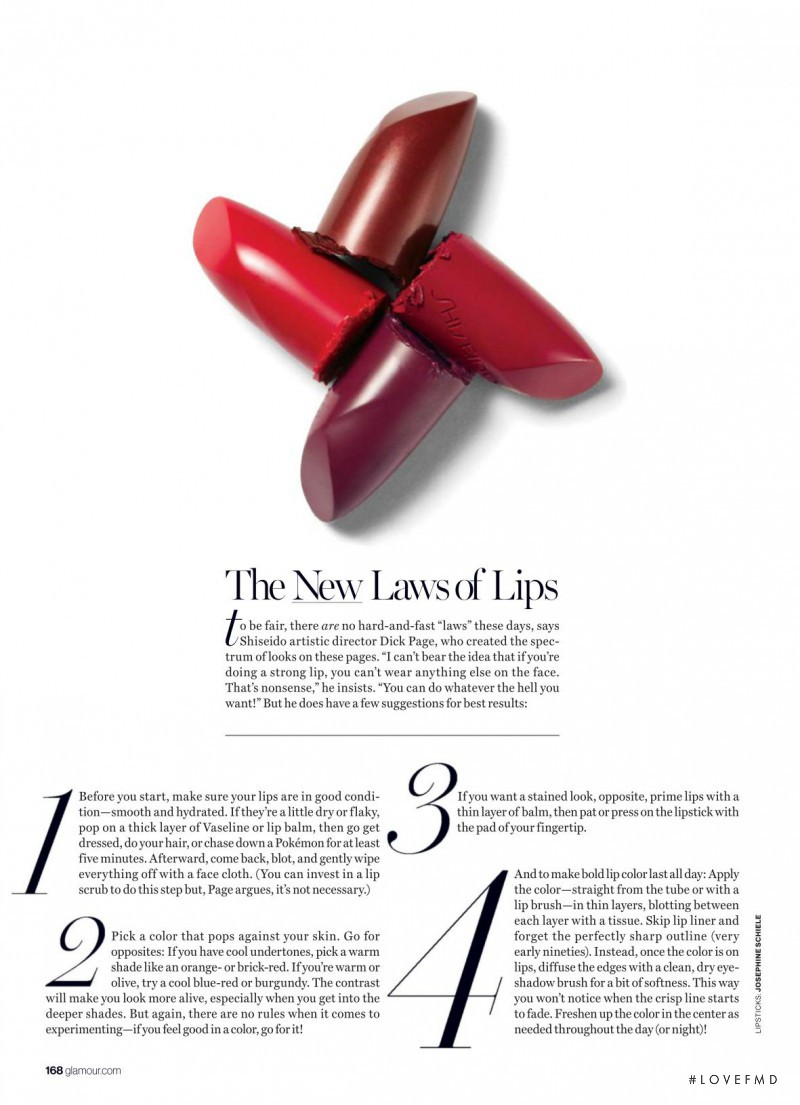 Read My Lips, November 2016