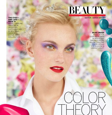 Vogue Beauty: Color Theory