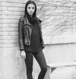 Go See: Sasha Hronis