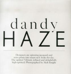 Dandy Haze