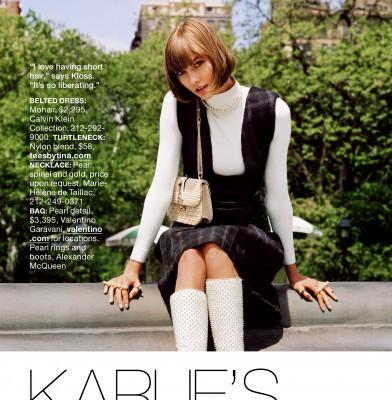 Karlie\'s Fresh Bob