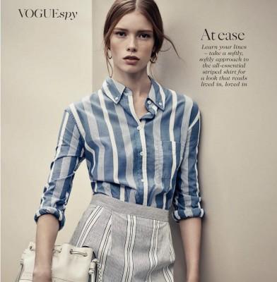 Vogue Spy