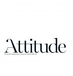 Miss Vogue: Attitude