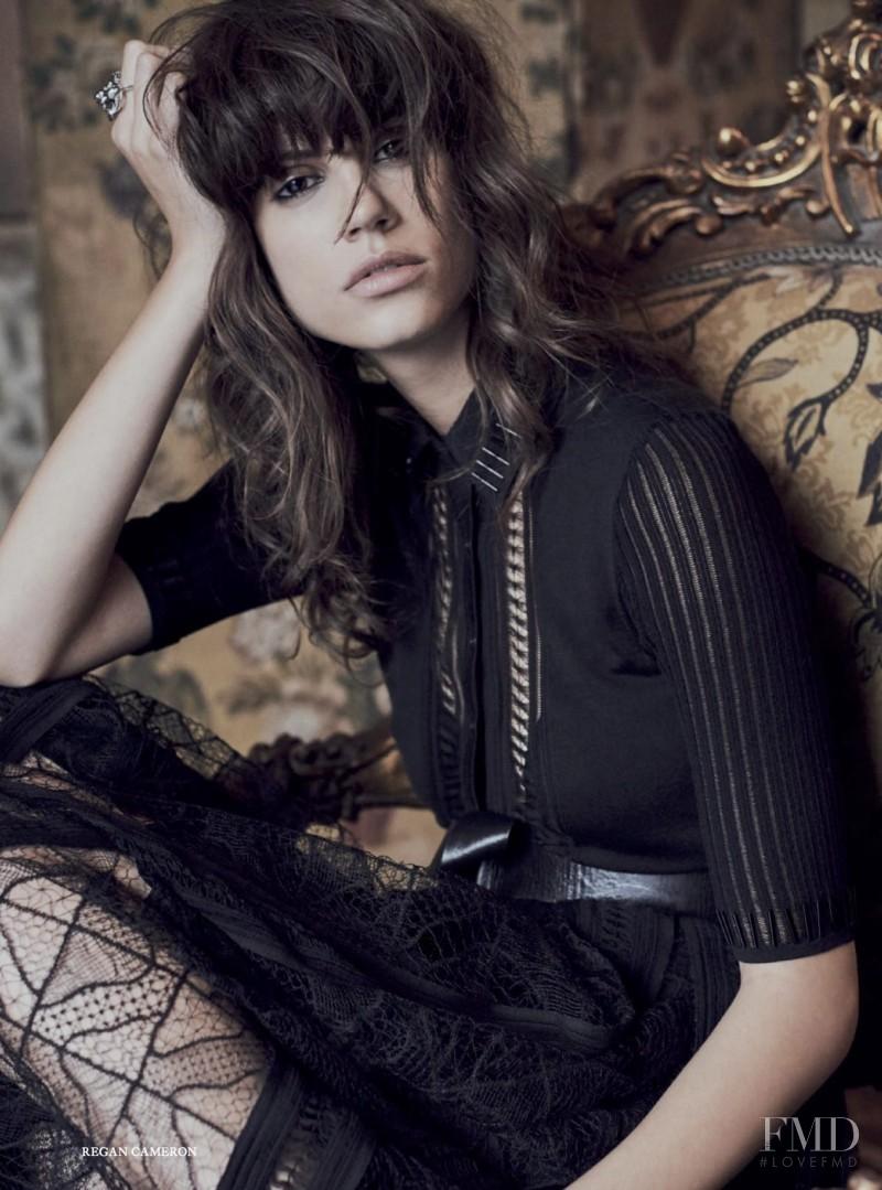 Antonina Petkovic featured in Dark Desires, March 2017