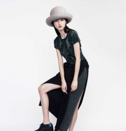 Woolmark Prize 2014 Awarded Chinese Designer Work